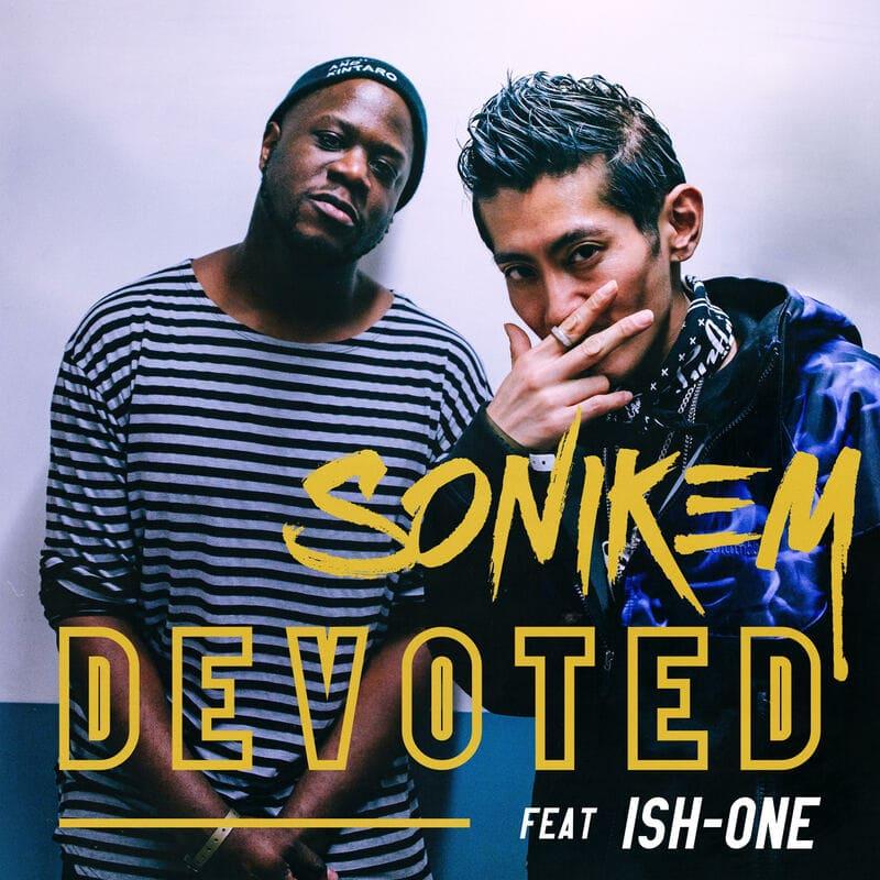 DVOTED produit par Sonikem avec ISH-ONE