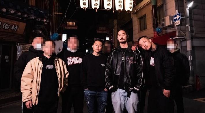 JIN DOGG – Michikaze feat. REAL-T
