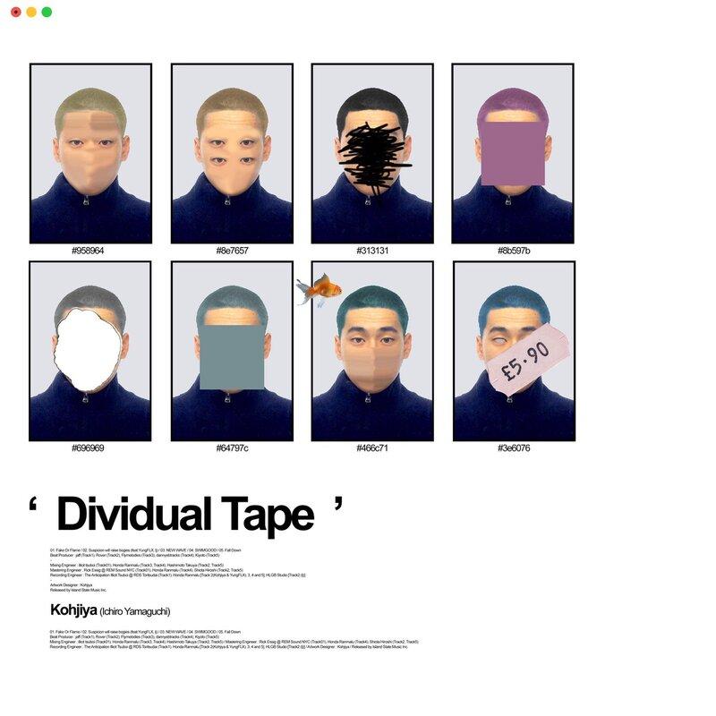 Kohjiya, Dividual Tape
