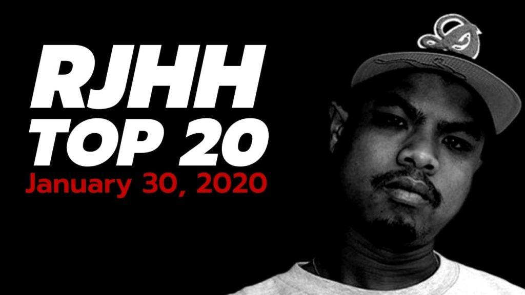 RJHH TOP 20, janvier 2021