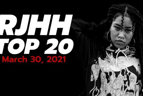 Real Japanese Hip Hop TOP 20, mars 2021