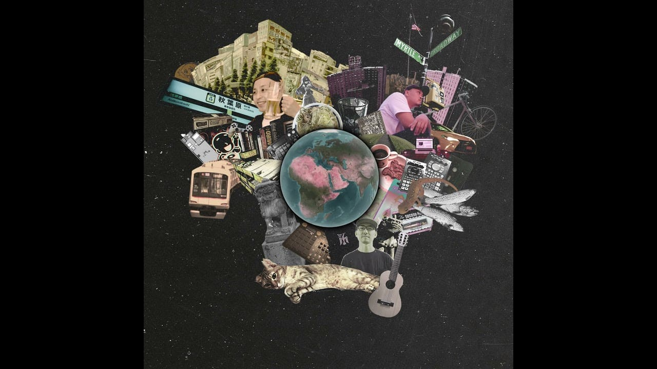 DJ KRUTCH : Hitotsuhitotsu feat. LIBRO & DAG FORCE
