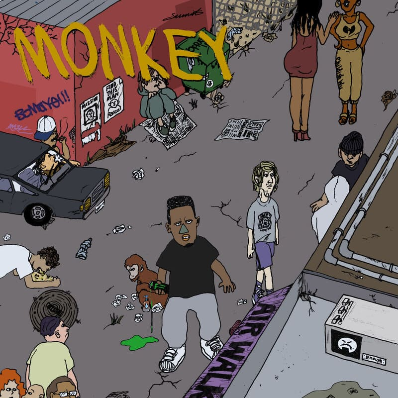 OMSB : MONKEY