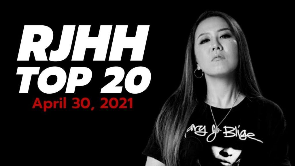 RJHH TOP 20, 30 juin 2021