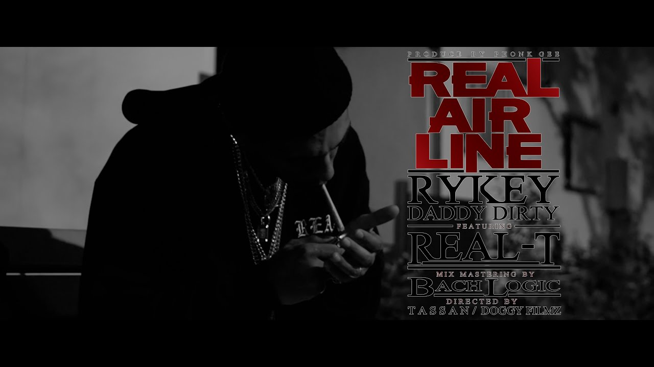 RYKEY – REAL AIR LINE feat. REAL-T