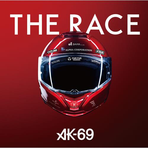 THE RACE, le nouvel album d'AK-69