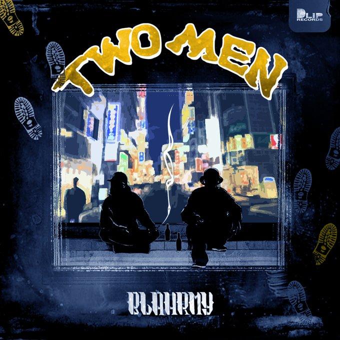 BLAHRMY, TWO MEN