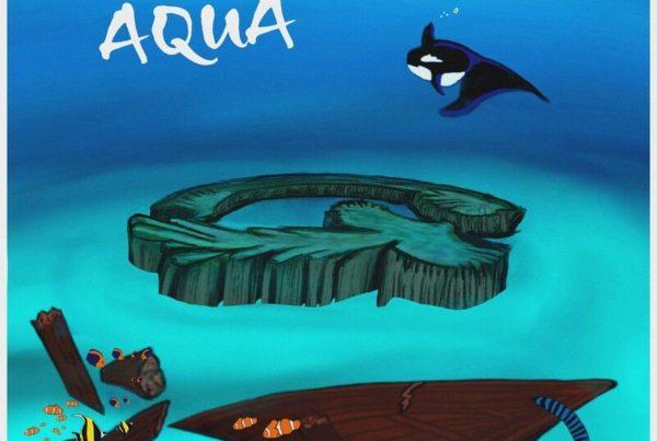 Aqua du rappeur Gottz