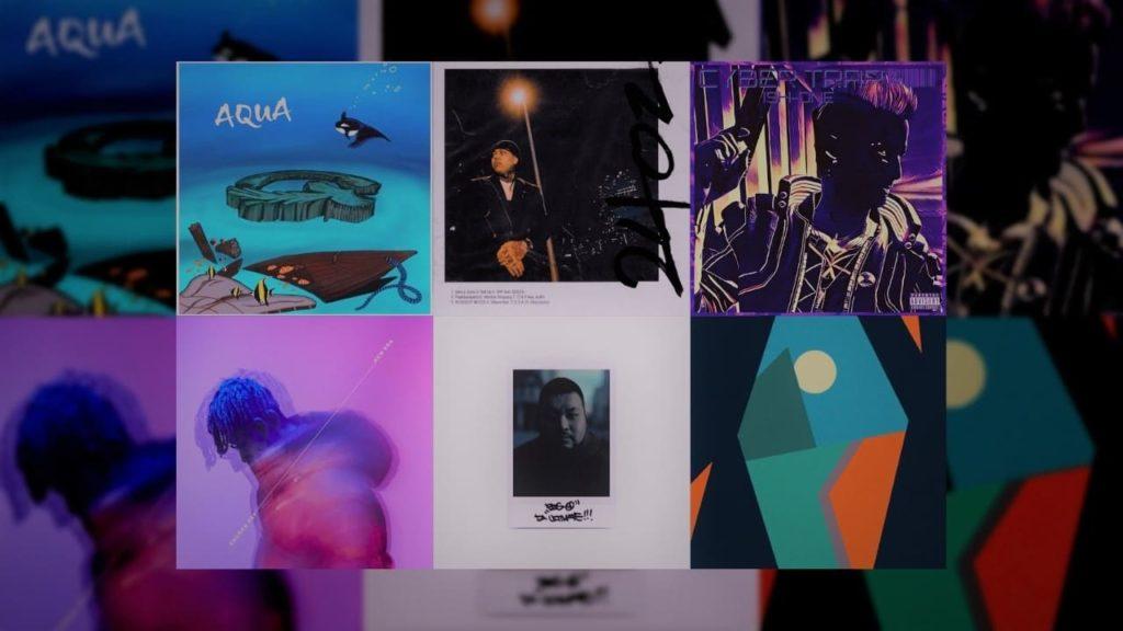 Albums de rap japonais juillet 2021