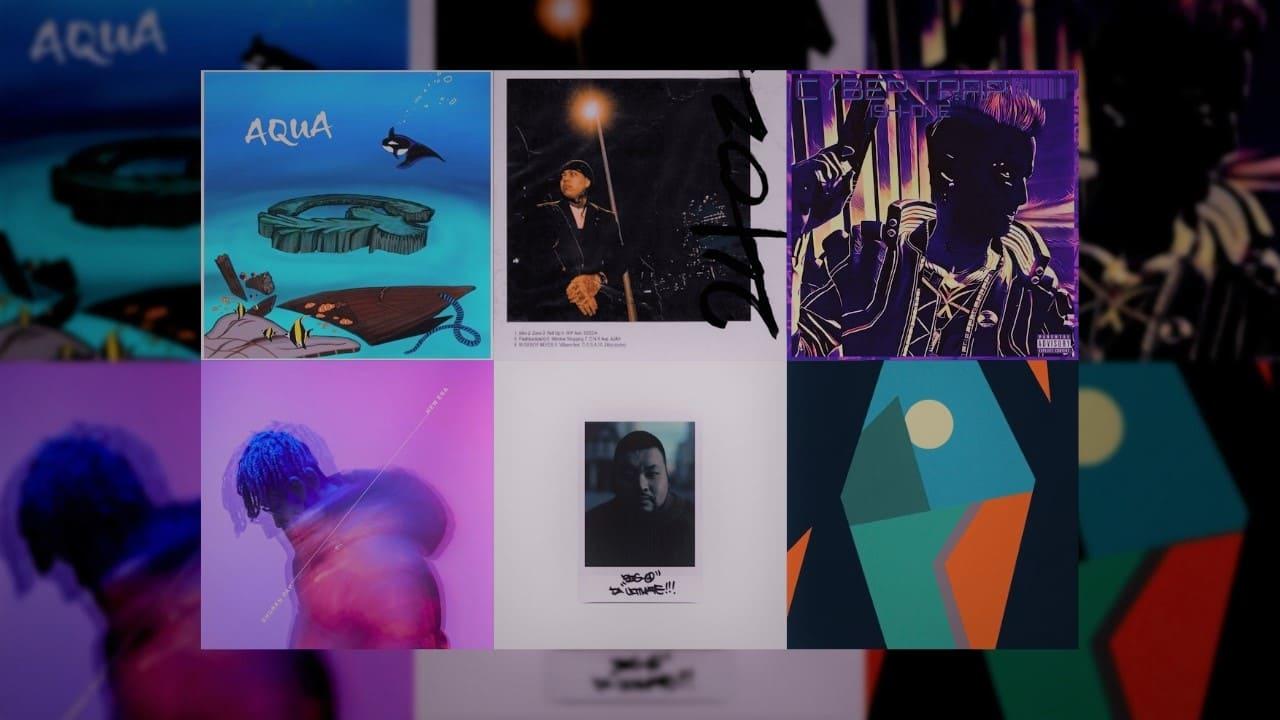 Albums de rap japonais juillet 2021   Gottz, ralph, Shurkn Pap