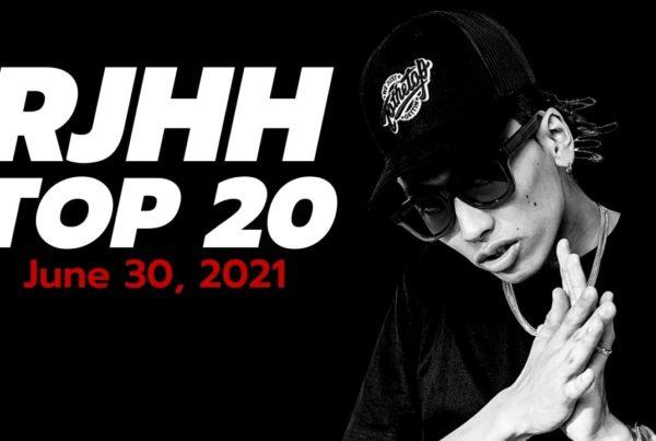 Real Japanese Hip Hop TOP 20, 30 juin 2021