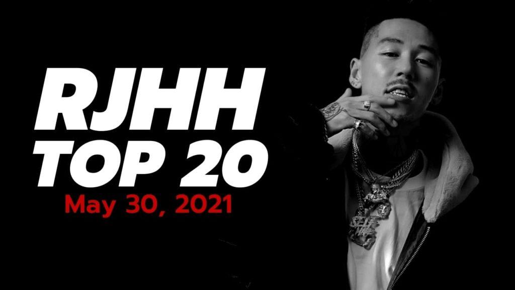 Real Japanese Hip Hop TOP 20, 30 mai 2021