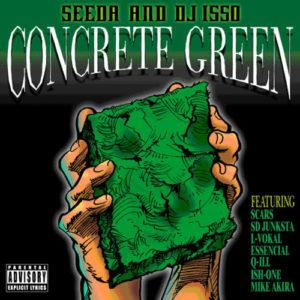 Concrete Green de DJ ISSO