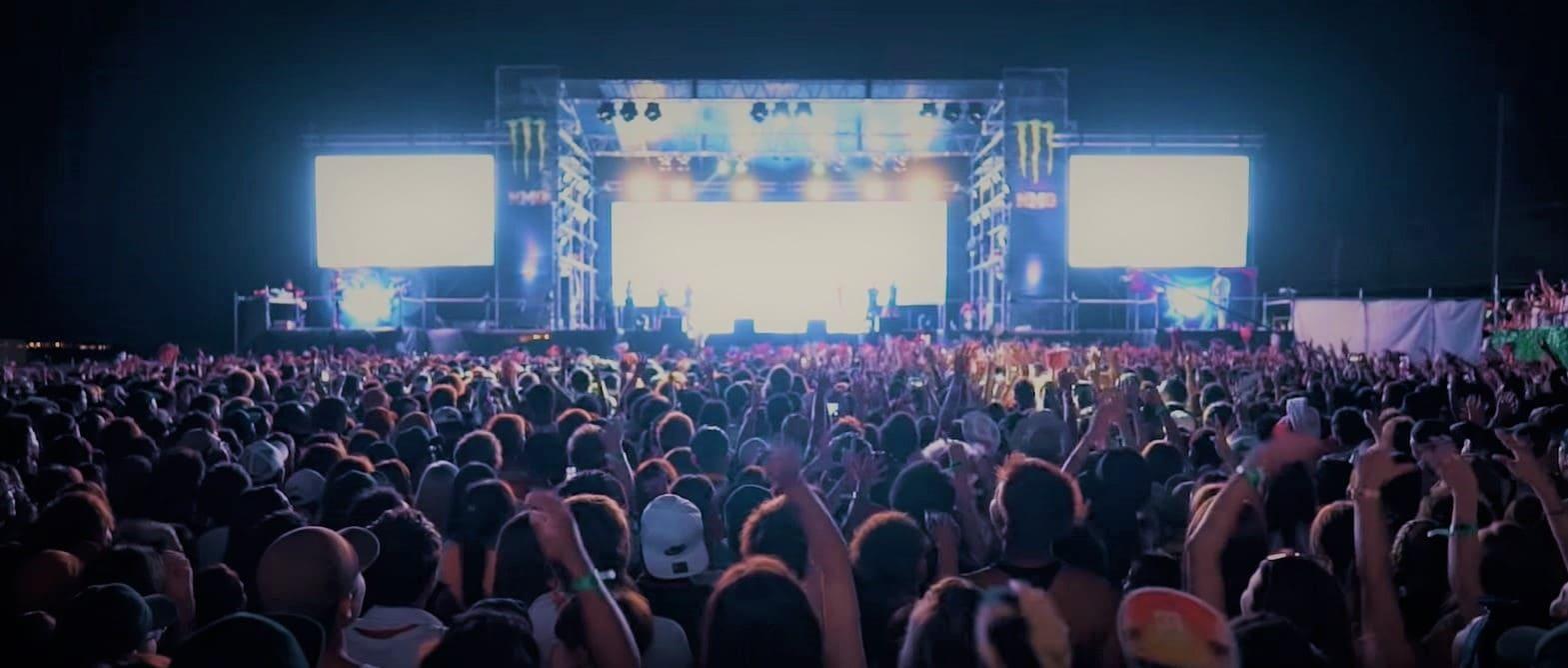 Le festival hip-hop NAMIMONOGATARI d'août 2021 crée la polémique