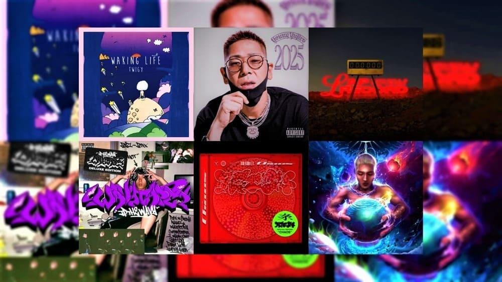 Les albums de rap japonais de septembre 2021