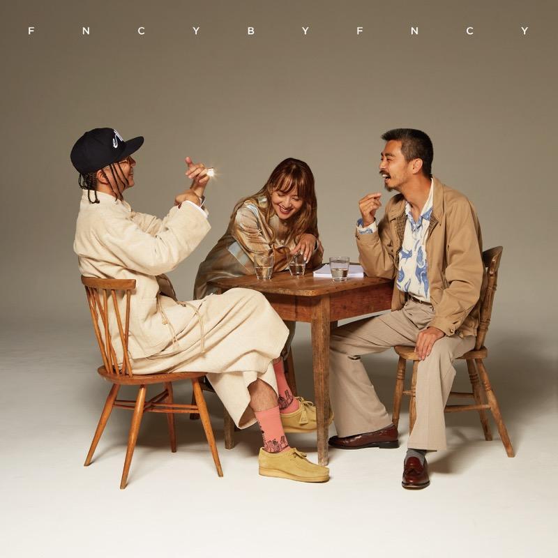 L'album FNCY BY FNCY du groupe FNCY