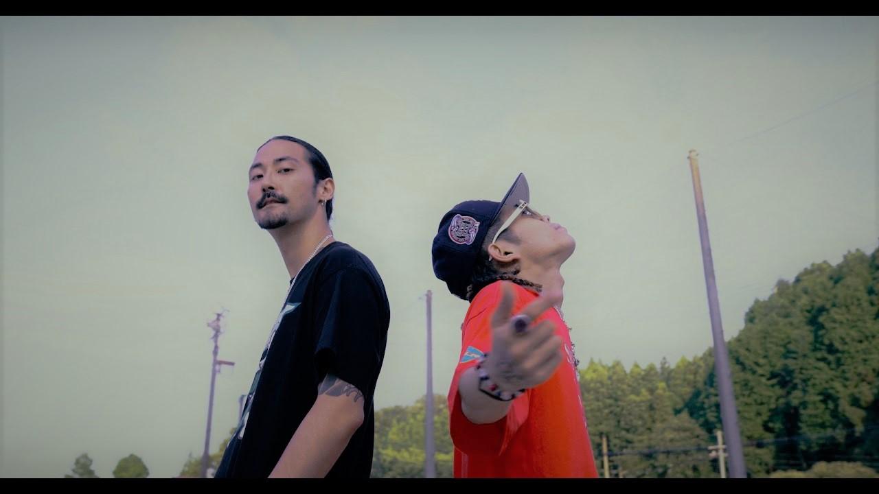 SANTAWORLDVIEW & DJ BULLSET – Fall Down feat. Jin Dogg