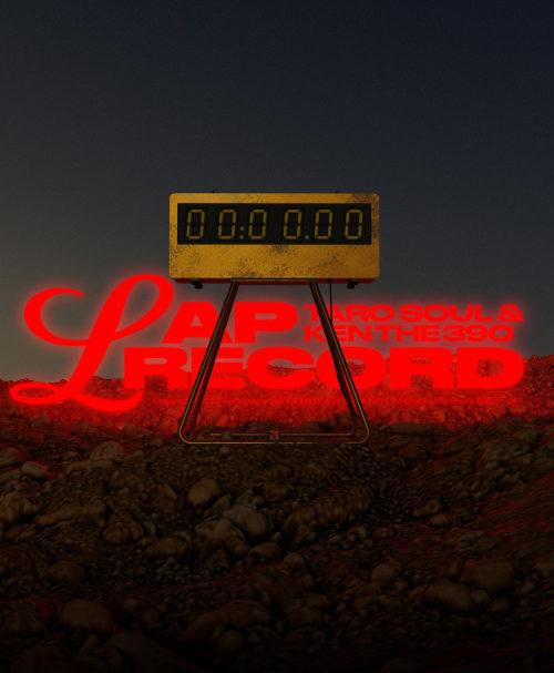 LAP RECORD de Taro Soul et de KEN THE 390